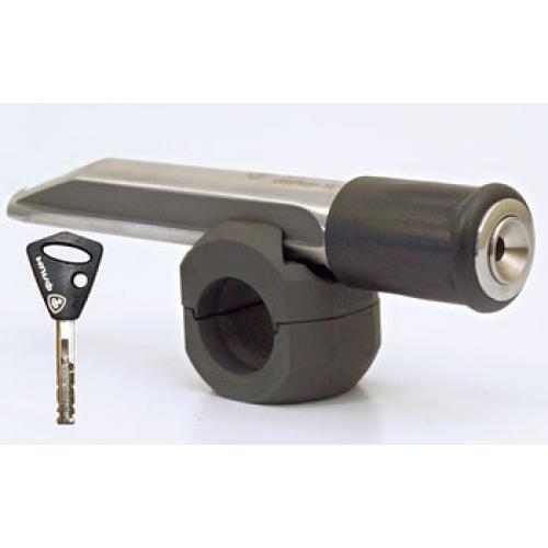 Противоугонное устройство на рулевой вал на ваз