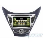 Navipilot Hyundai Elantra NEW
