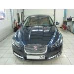 Защита кузова пленкой Jaguar