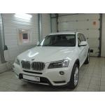 Защита кузова пленкой BMW X3