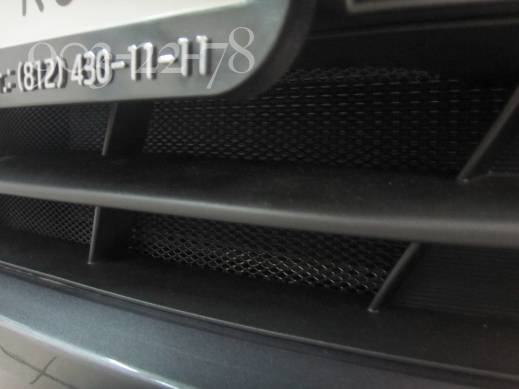 Защитная сетка радиатора