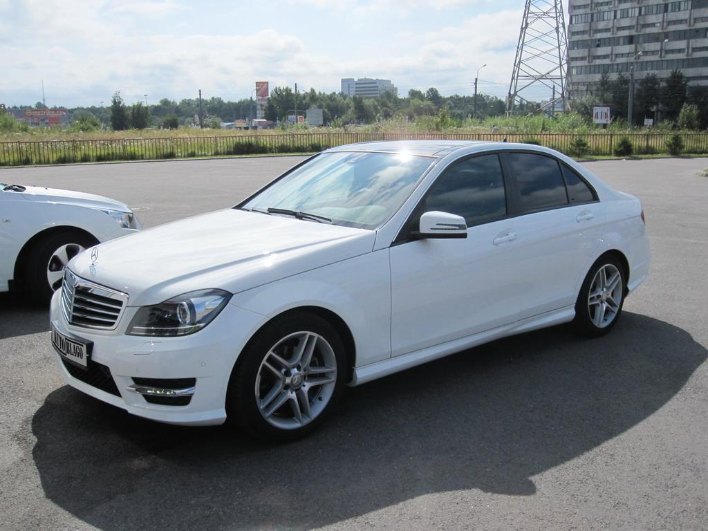 Тонировка стекол автомобиля Mercedes-Benz